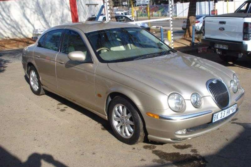 2002 Jaguar S Type 3.0 V6 SE Automatic Cars For Sale In Gauteng | R 79 995  On Auto Mart