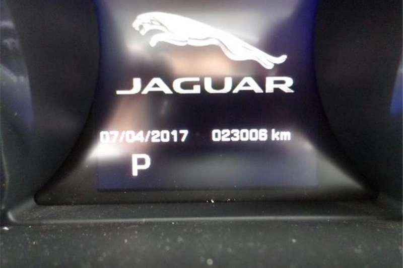 Jaguar XE 20d Prestige 2016