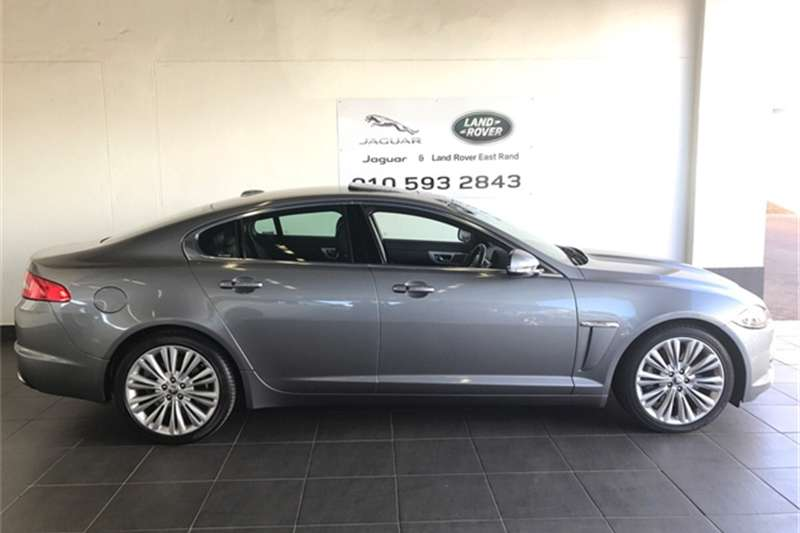 Jaguar XF 3.0D S Premium Luxury 2012