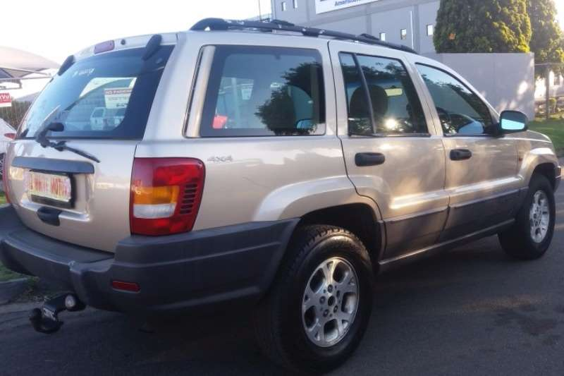 Jeep Cherokee 3.2L 4x4 Limited 1998