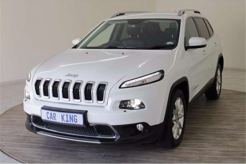 Jeep Cherokee 3.2L Limited 2015