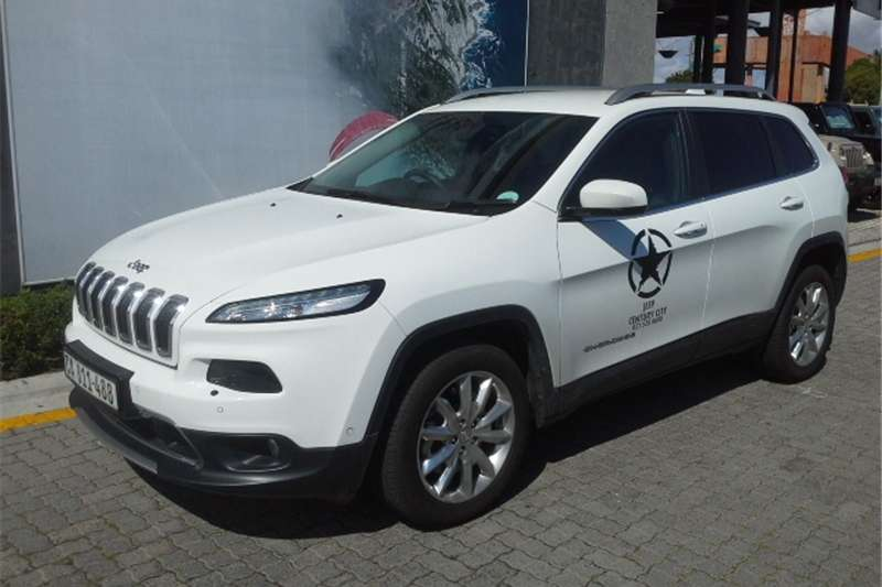 Jeep Cherokee 3.2L Limited 2017