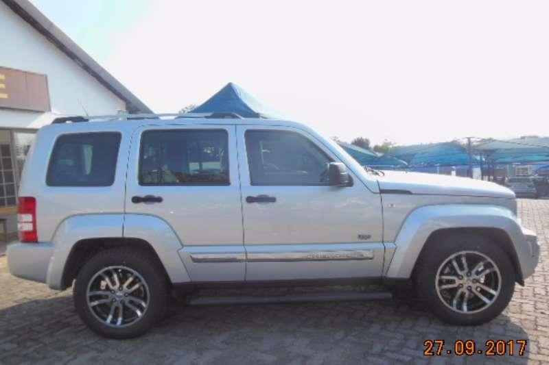 Jeep Cherokee 3.7L Limited 2011