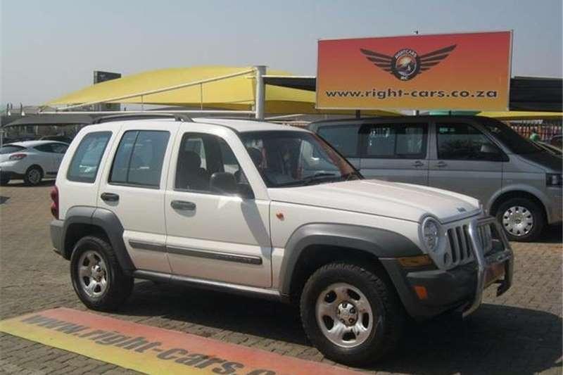Jeep Cherokee 3.7L Limited Auto 2005
