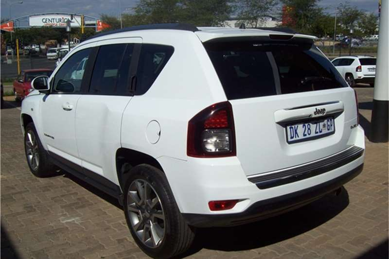 2014 jeep compass 2 0 limited manual cars for sale in gauteng r 259 900 on auto mart. Black Bedroom Furniture Sets. Home Design Ideas
