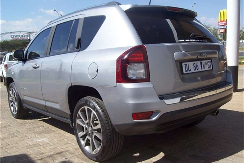 2015 jeep compass 2 0 limited manual cars for sale in gauteng r 299 900 on auto mart. Black Bedroom Furniture Sets. Home Design Ideas