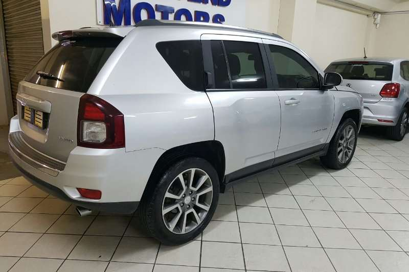 2014 jeep compass 2 0l limited crossover suv petrol fwd manual cars for sale in. Black Bedroom Furniture Sets. Home Design Ideas