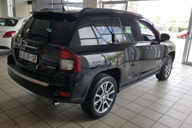 Jeep Compass 2.0L Limited 2015