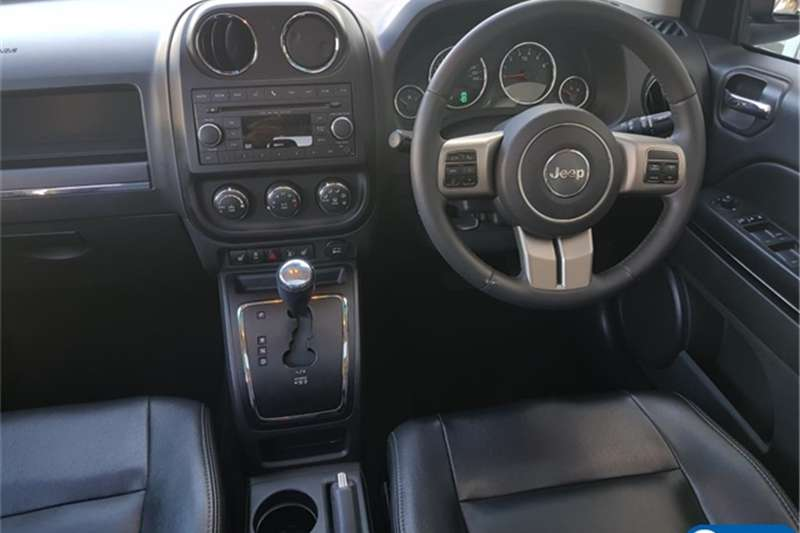 Jeep Compass 2.0L Limited auto 2013