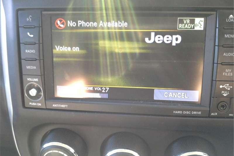 Jeep Compass 2.0L Limited auto 2014