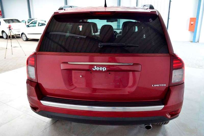 Jeep Compass 2.0L Limited auto 2014