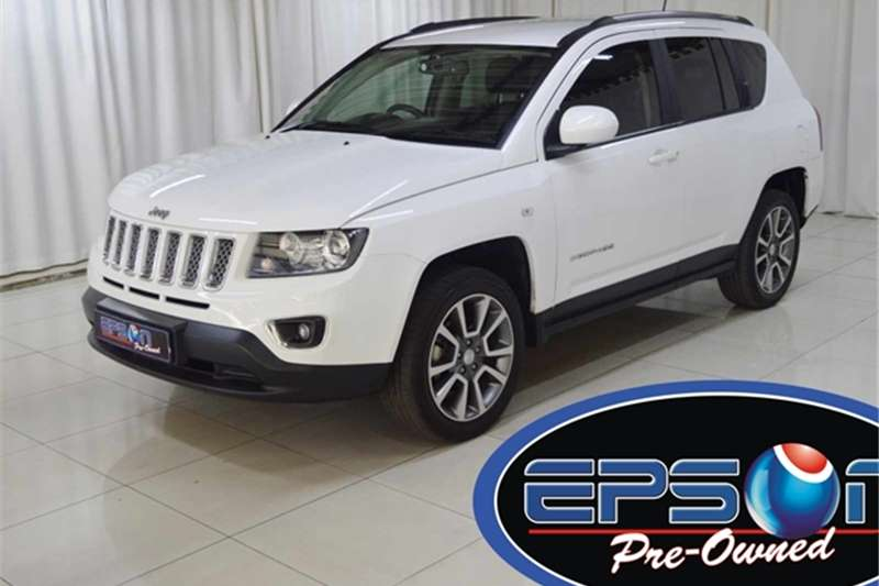Jeep Compass Compass 2.0L Limited auto 2014
