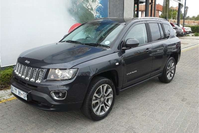 Jeep Compass Compass 2.0L Limited auto 2015