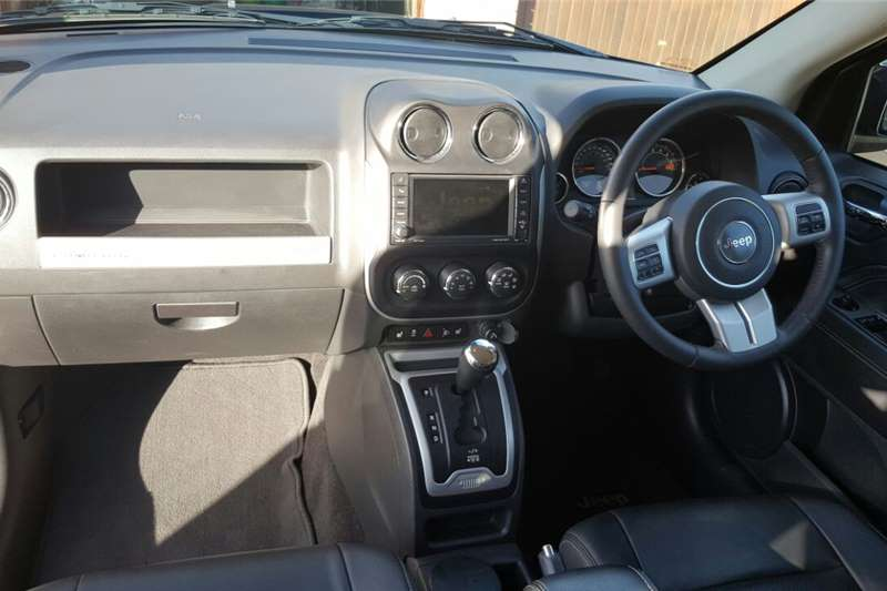 2015 jeep compass compass 2 0l limited auto cvt cars for sale in western cape on auto mart. Black Bedroom Furniture Sets. Home Design Ideas