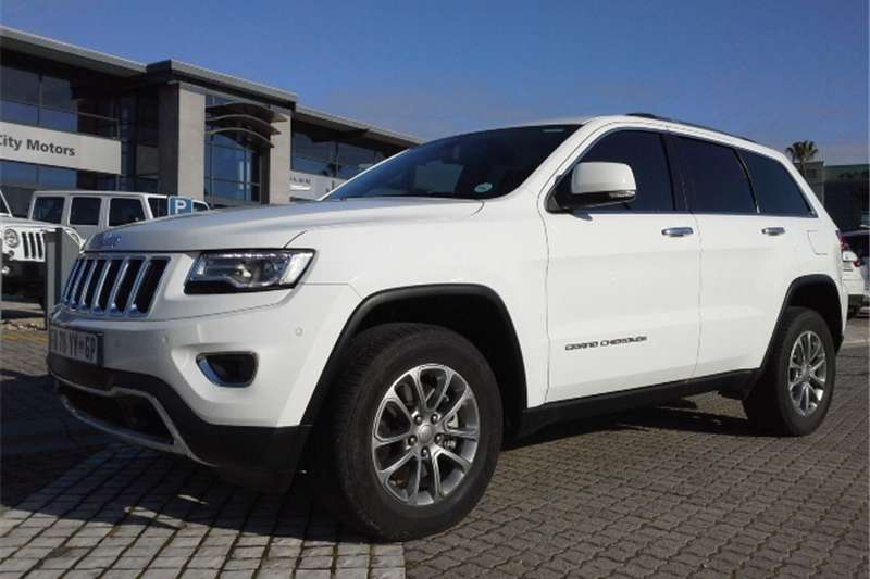Jeep Grand Cherokee 3.0CRD Limited 2016