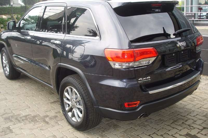 2017 jeep grand cherokee 3 0crd limited crossover suv diesel awd automatic cars for. Black Bedroom Furniture Sets. Home Design Ideas