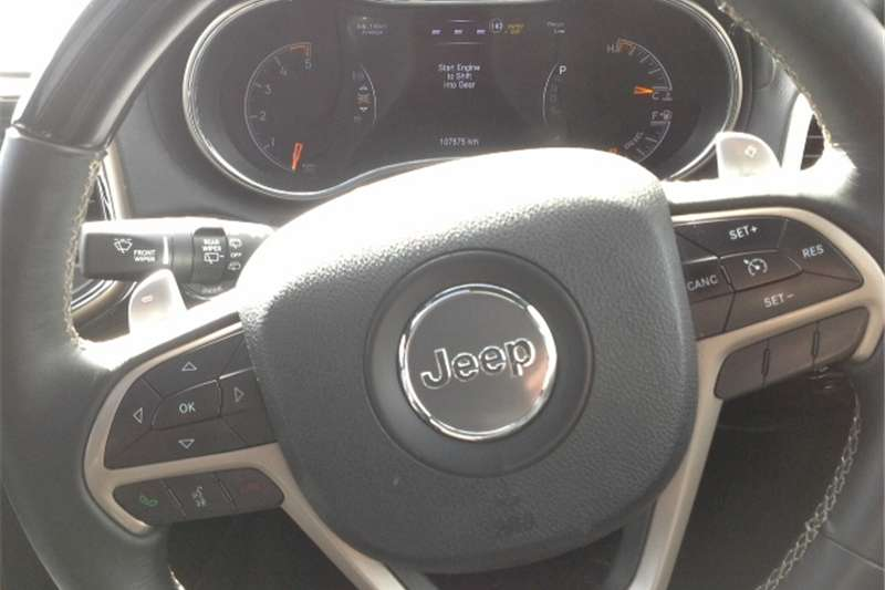 Jeep Grand Cherokee 3.0CRD Overland 2013