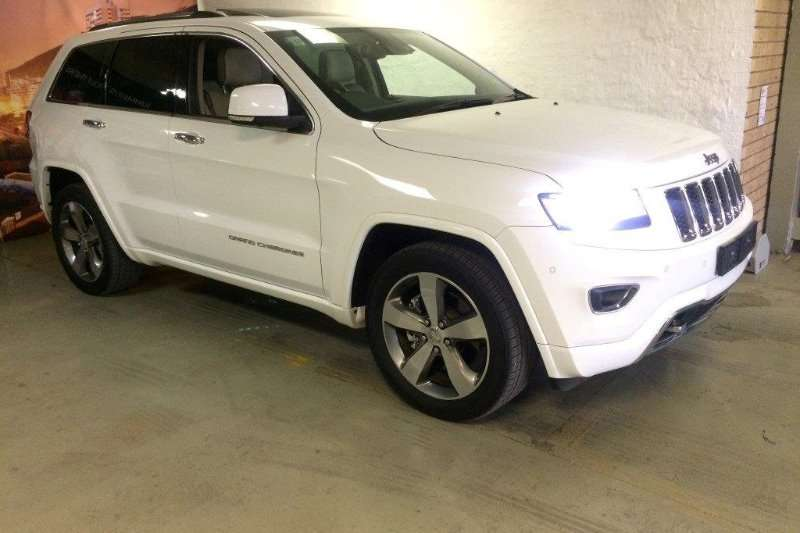 Jeep Grand Cherokee 3.0CRD Overland 2016