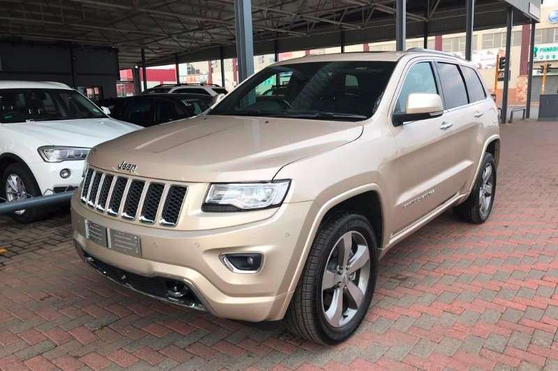 Jeep Grand Cherokee 3.0L CRD Overland 2017
