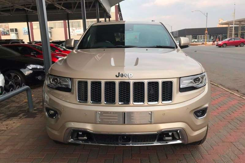 2018 jeep grand cherokee 3 0l crd overland crossover suv. Black Bedroom Furniture Sets. Home Design Ideas