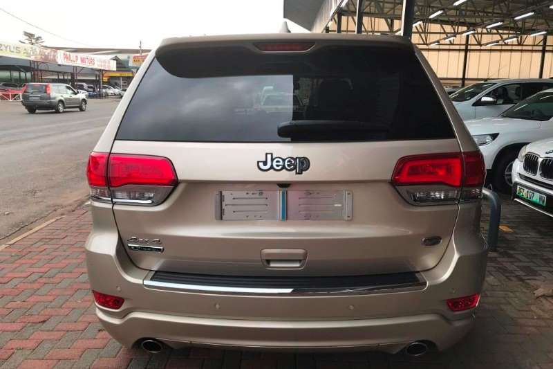Jeep Grand Cherokee 3.0L CRD Overland 2018