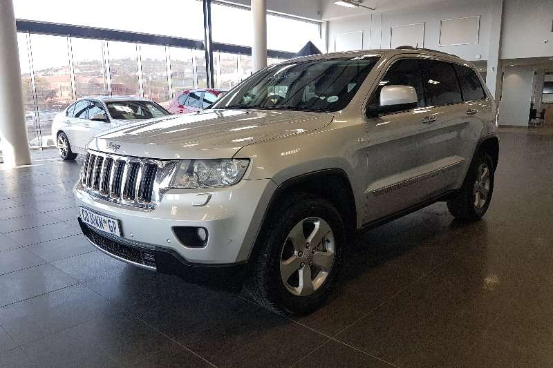 Jeep Grand Cherokee 3.0LCRD Limited 2012