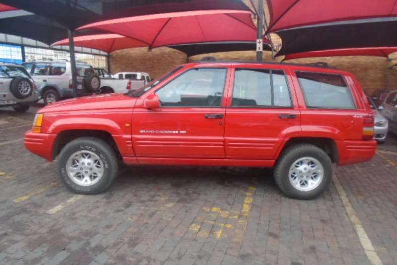 1997 jeep grand cherokee 3 6l limited crossover suv awd cars for sale in gauteng r 54. Black Bedroom Furniture Sets. Home Design Ideas