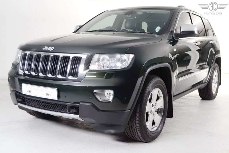 Jeep Grand Cherokee 3.6L Limited 2011