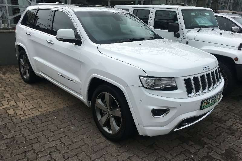 2015 jeep grand cherokee 3 6l overland crossover suv awd cars for sale in kwazulu natal. Black Bedroom Furniture Sets. Home Design Ideas