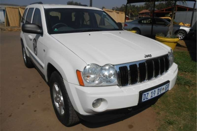 2005 jeep grand cherokee 5 7 hemi v8 automatic cars for sale in gauteng r 99 000 on auto mart. Black Bedroom Furniture Sets. Home Design Ideas