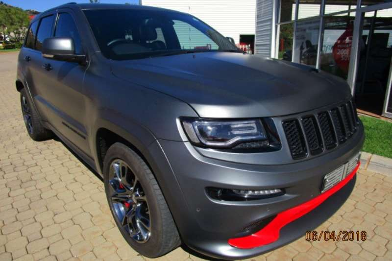 2014 Jeep Grand Cherokee Grand Cherokee SRT8 Cars For Sale In Gauteng | R  589 900 On Auto Mart