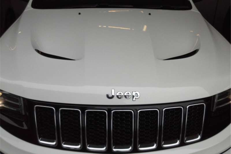 Jeep Grand Cherokee SRT8 2015