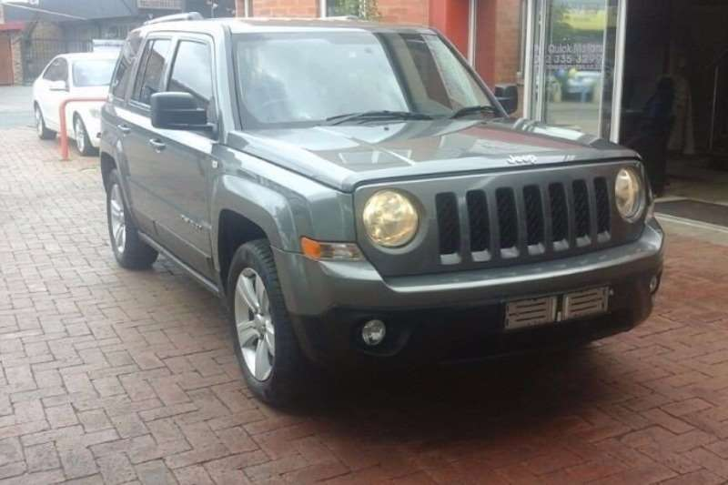 2012 jeep patriot 2 4l limited auto crossover suv petrol awd automatic cars for sale. Black Bedroom Furniture Sets. Home Design Ideas