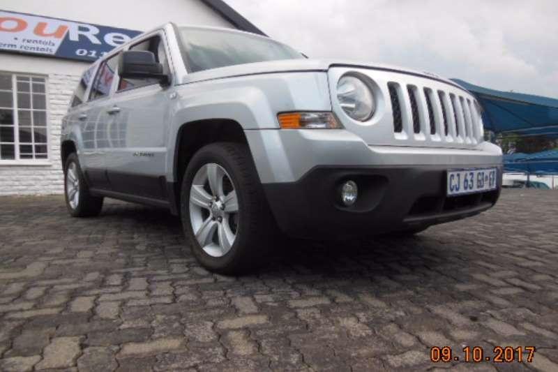 Jeep Patriot 2.4L Limited auto 2013