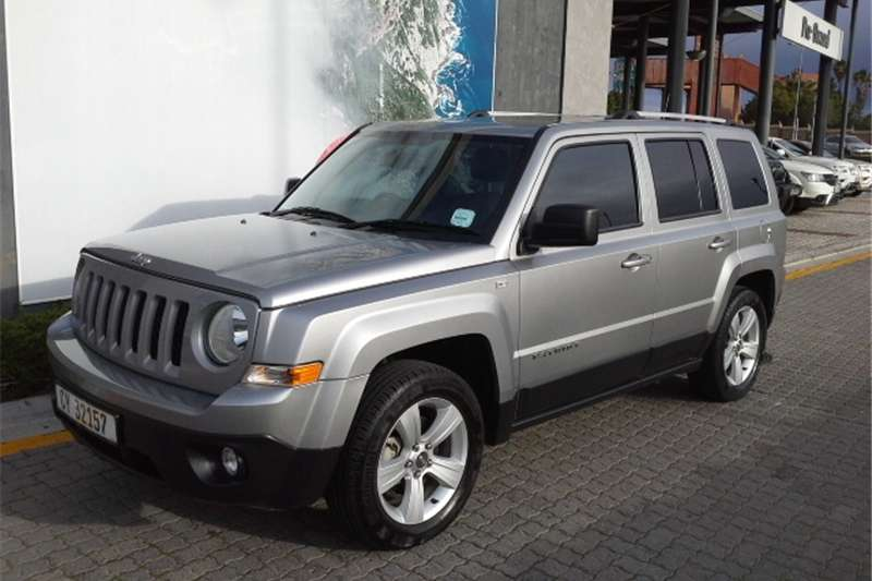 Jeep Patriot 2.4L Limited auto 2015