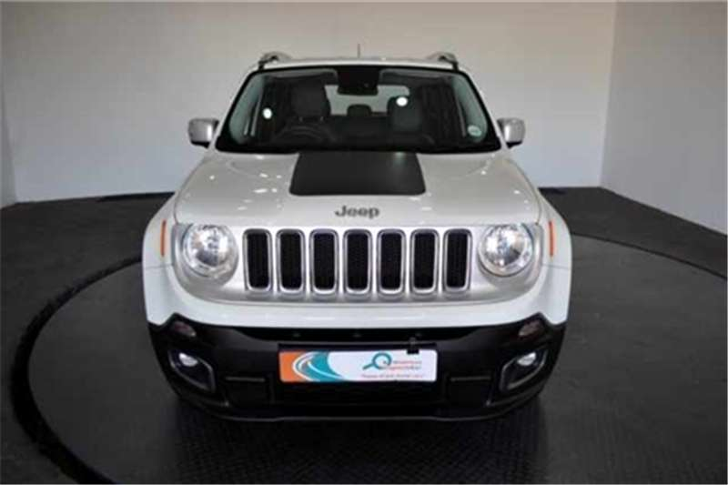 Jeep Renegade 1.4L T Limited 2015