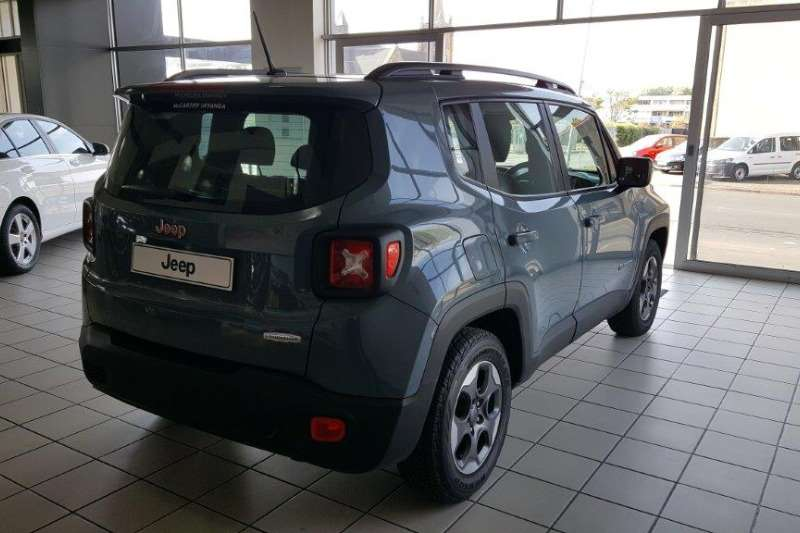Jeep Renegade 1.6L Longitude 2015
