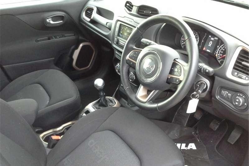 Jeep Renegade 1.6L Longitude 2017