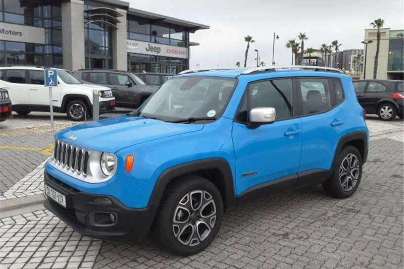 Jeep Renegade Renegade 1.4L T Limited 2017