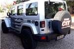 Jeep Sahara Wrangler 3.8 Unlimited 0
