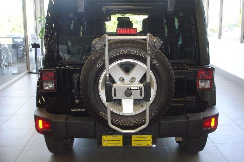 Jeep Wrangler 2.8CRD Sahara 2016