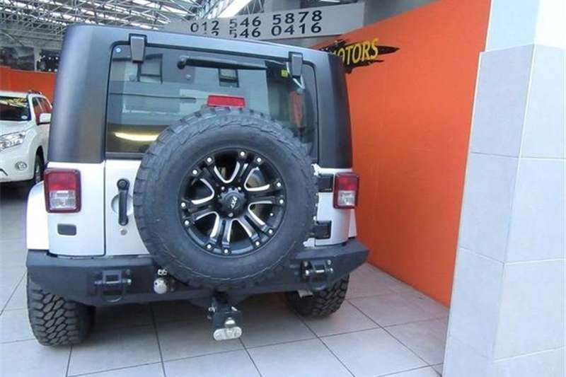 Jeep Wrangler 3.8L Sahara 2009
