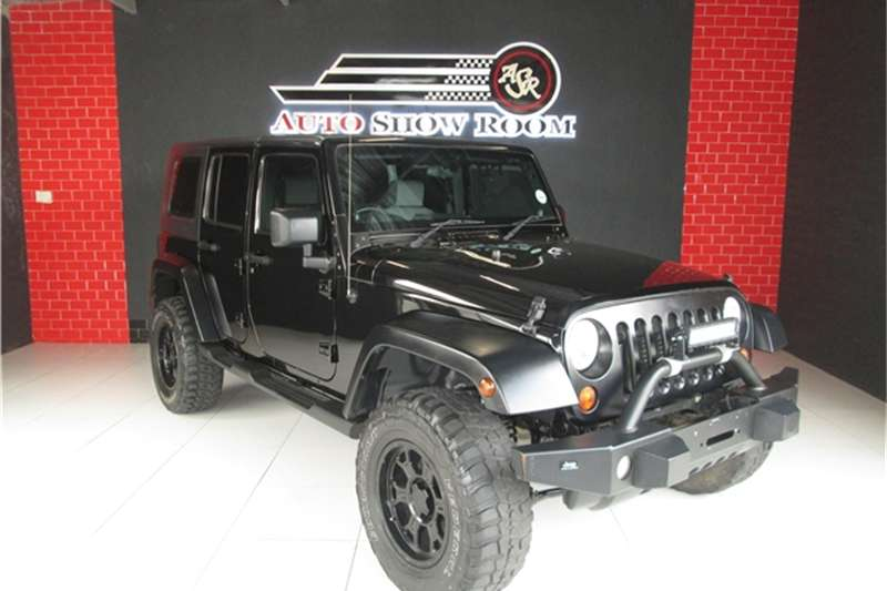 Jeep Wrangler Unlimited 2.8CRD Sahara 2008