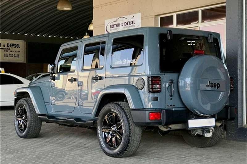 Jeep Wrangler Unlimited 2.8CRD Sahara 2015
