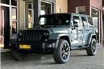 Jeep Wrangler Unlimited 2.8CRD Sahara 2015