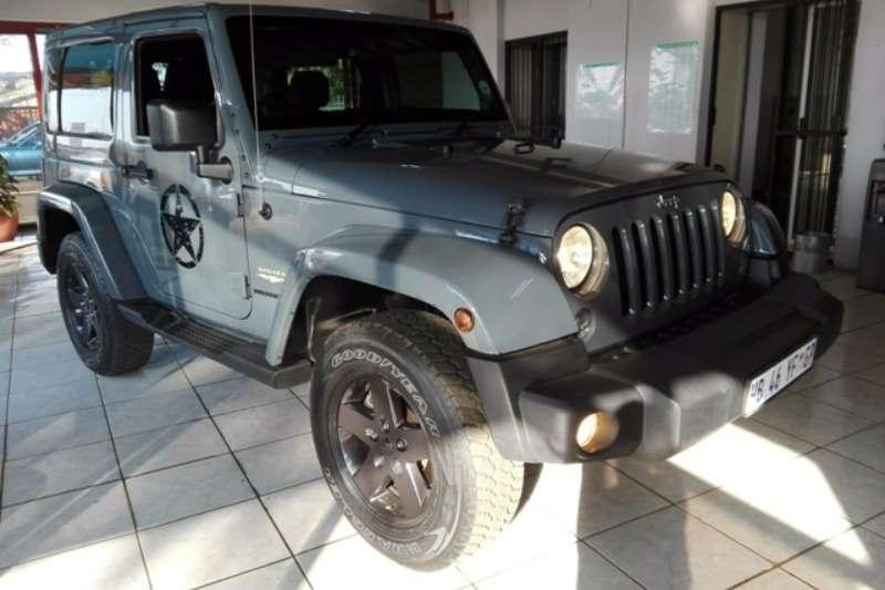 Jeep Wrangler Unlimited 3.6L Sahara 2014