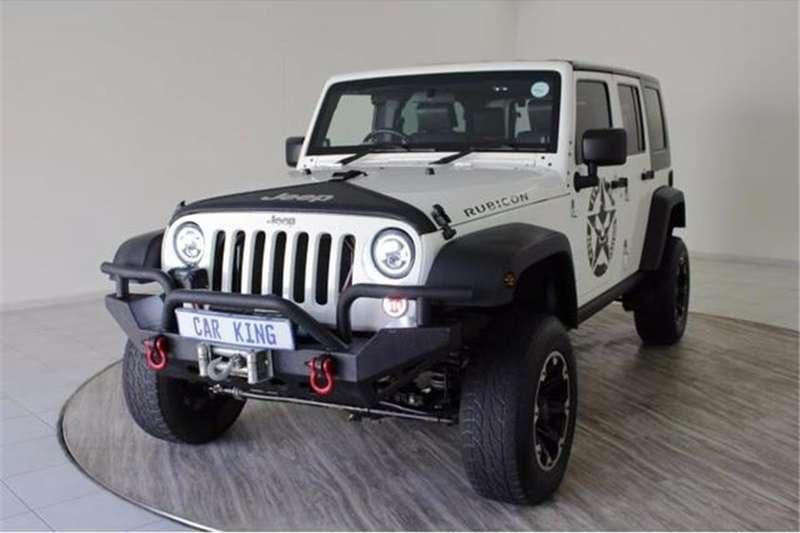 Jeep Wrangler Unlimited 3.8L Rubicon 2010