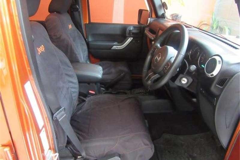 Jeep Wrangler Unlimited 3.8L Rubicon 2011