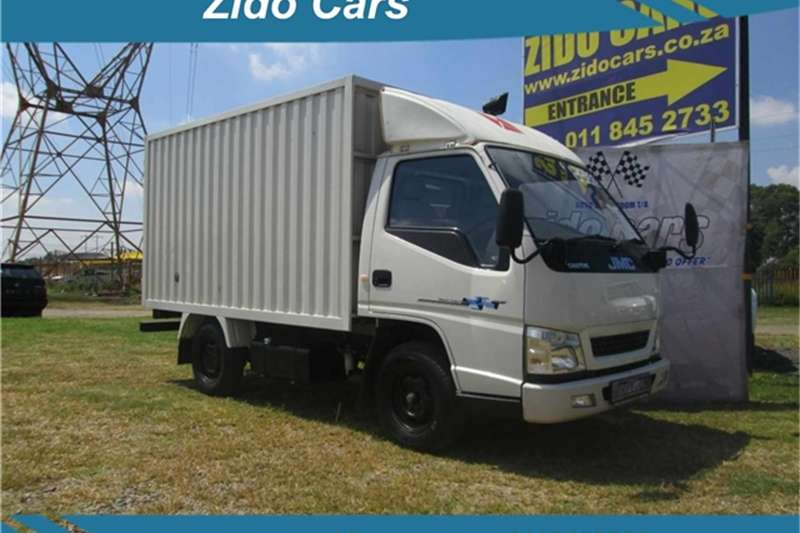 JMC CARRYING 2.8 TDI SWB D/S C/C 2014