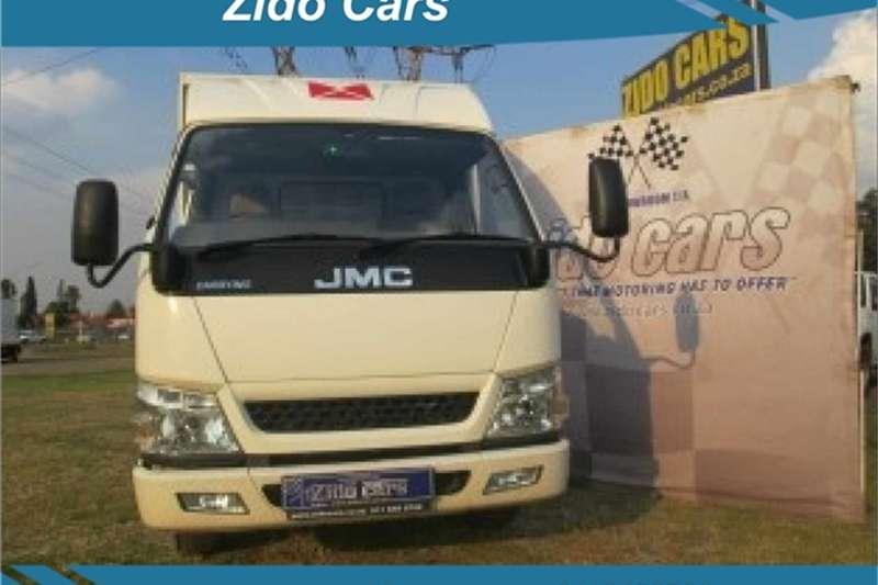 JMC CARRYING 2.8 TDI SWB D/S C/C 2014